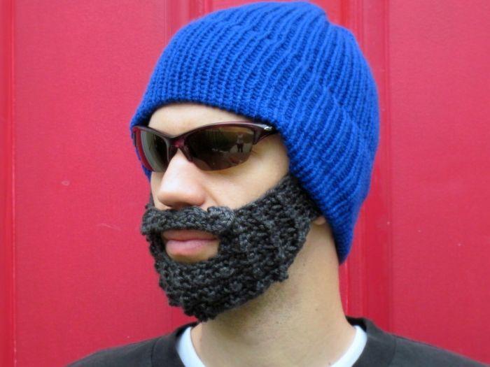 0. Шапка с бородой.  Прочее.