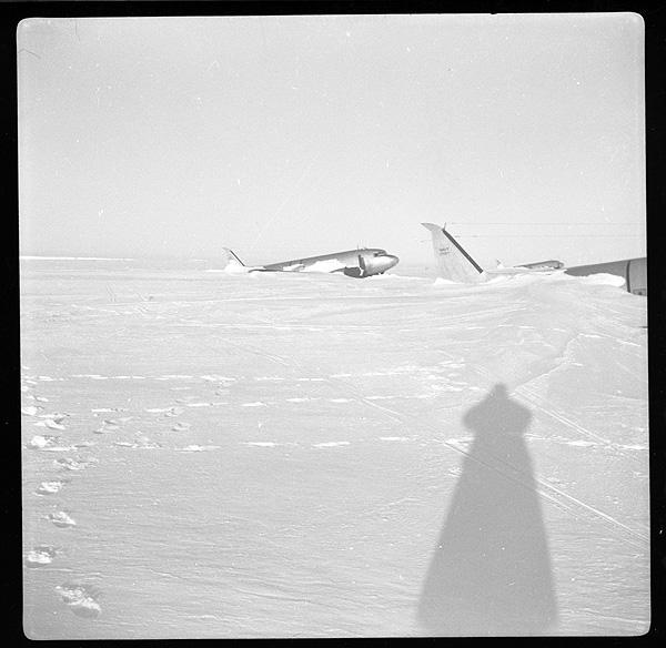 Экспедиция на северный полюс на фотопленку