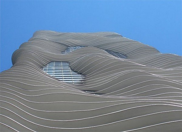 Башня Aqua в Чикаго