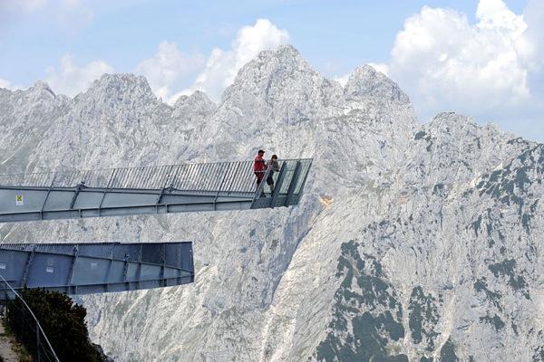 Туристическая вышка Alpspix (17 фото)
