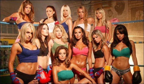 много женщин на одном фото