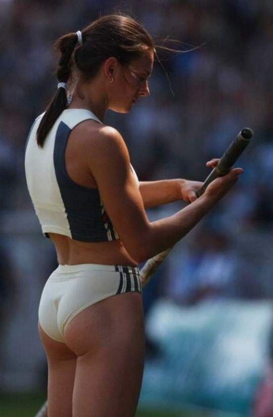 мой легкая атлетика фото попок девушек тот