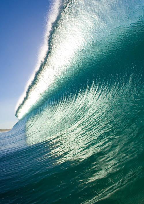 Волны от Stuart Gibson (41 фото)