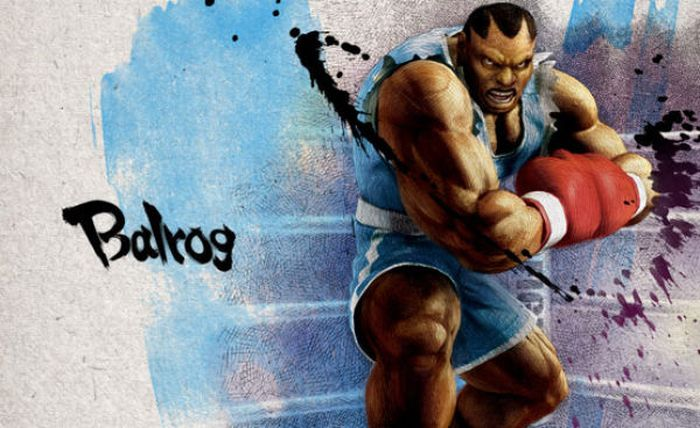 ������� � ���� Street Fighter IV