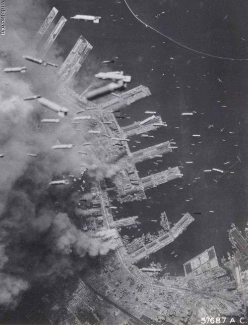 Вторая Мировая на фото
