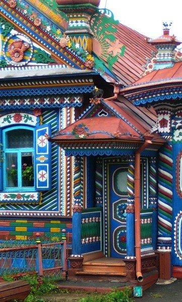 Невероятно красивый дом своими руками