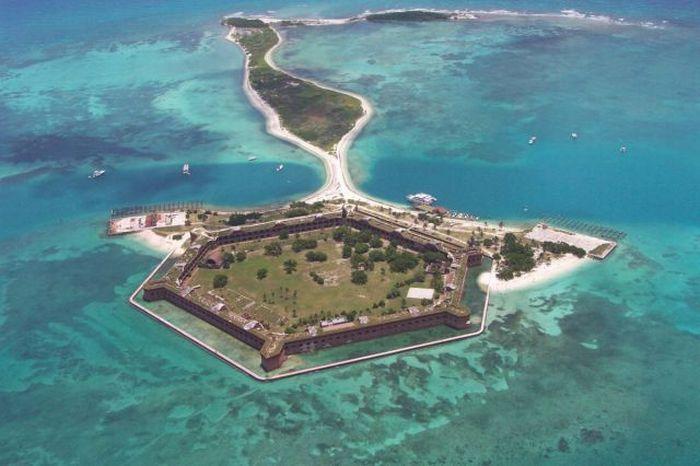 Dry Tortugas Florida Keys.