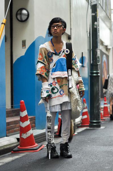 Японские модники