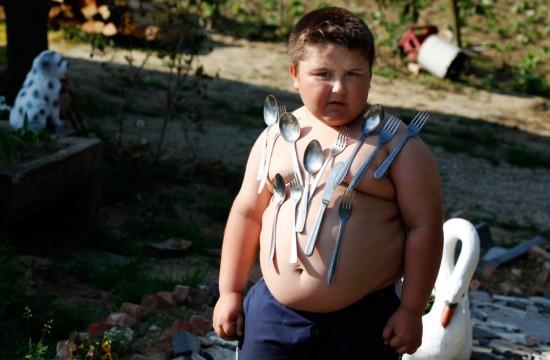 В Хорватии живет мальчик - магнит