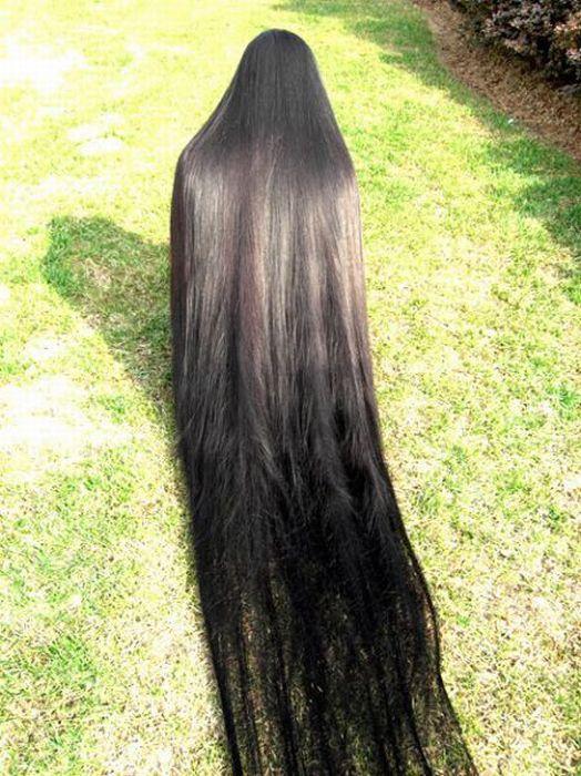 Фото девушек на аву с длинными волосами с лицом