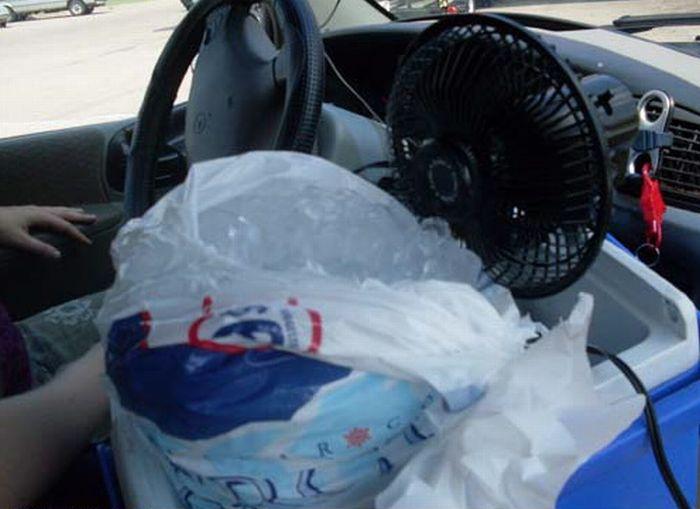 Кондиционер в авто своими руками