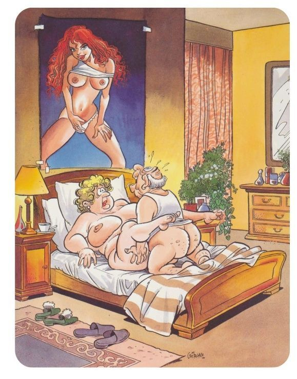 фото карикатуры порно