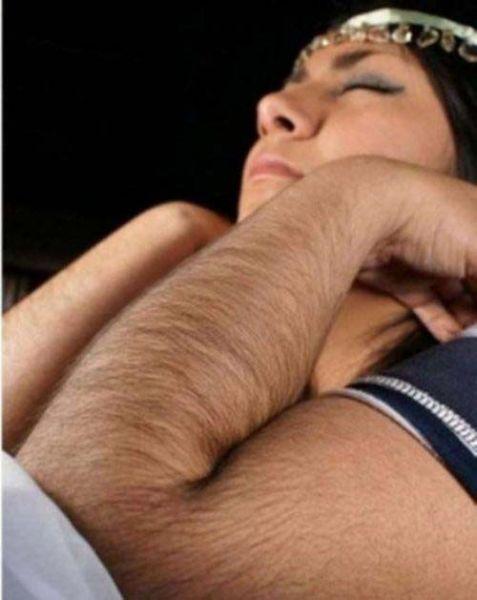 секс фото волосатый анал