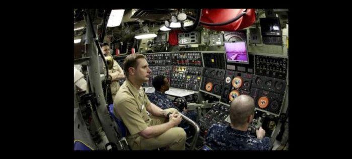 подводная лодка типа огайо-фото