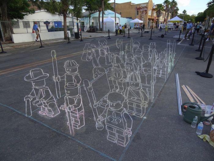 Создание 3D рисунка