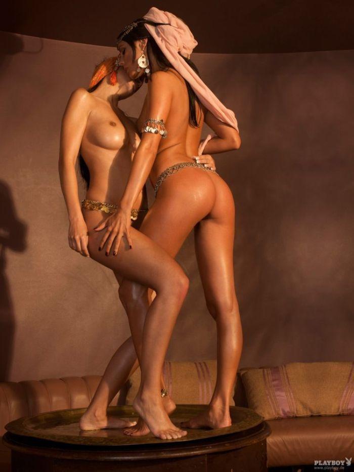 Плейбой сексуальный гарем