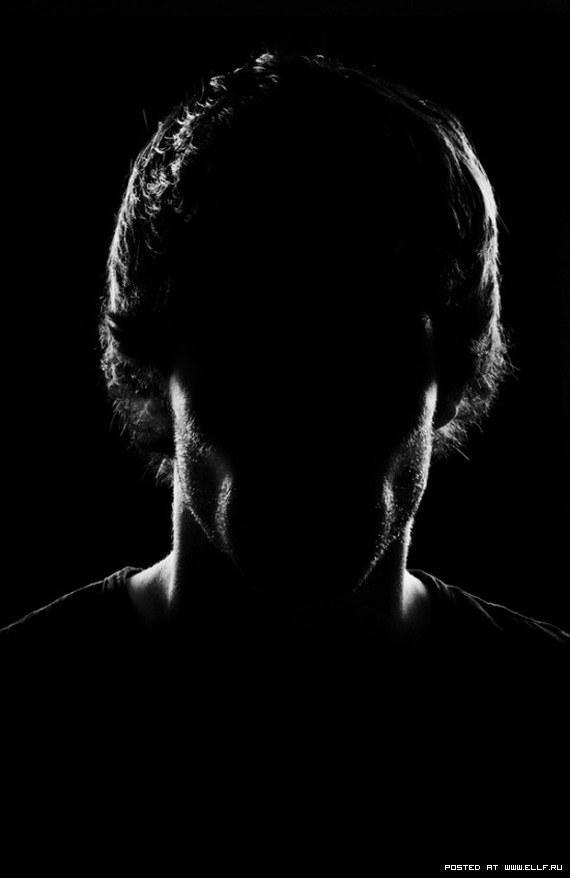 картинки про лица в тени то, что
