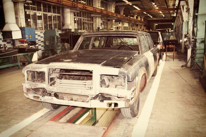 Сделать автомобиль как новый