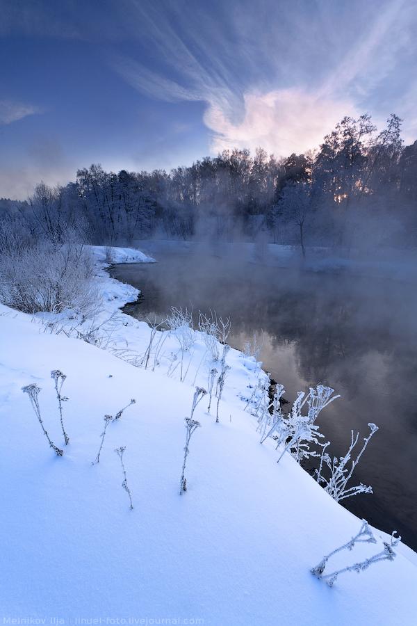 Пейзажи от фотографа Ильи Мельникова