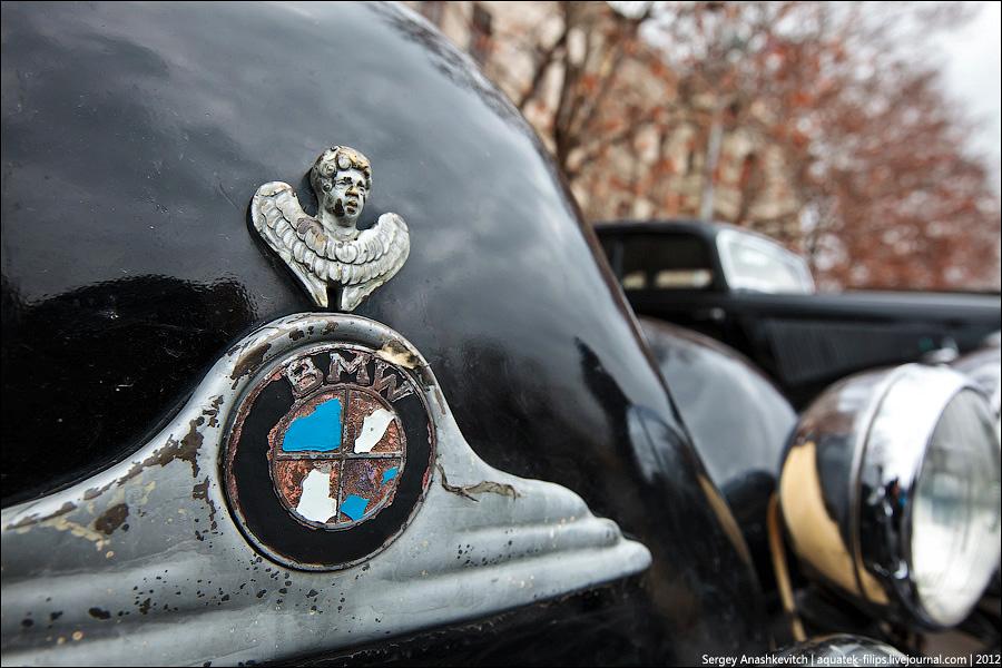 Автомобили, прошедшие сквозь время