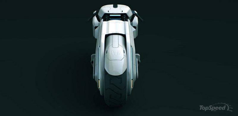 Концепт мотоцикла Honda
