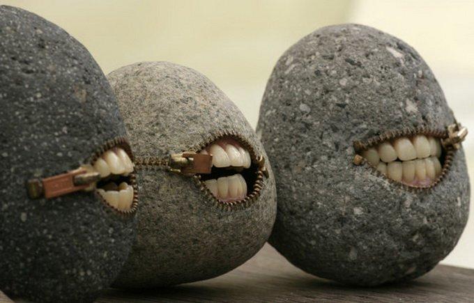 Камни от Хиротоши Итох