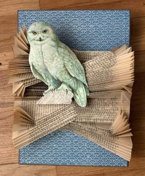 Книжное искусство от Рэйчел Аше