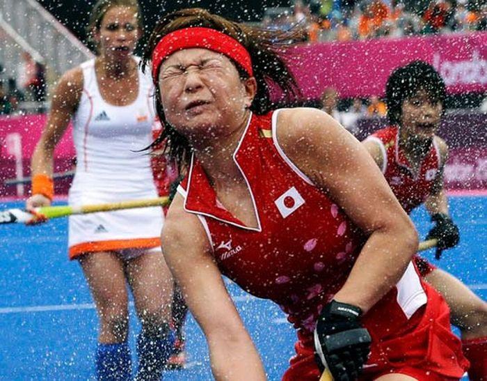 Смешные картинки про девушек спортсменок, картинки