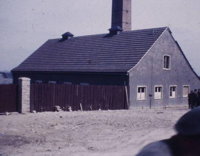 Архивные снимки концлагеря Бухенвальд недавно попавшие в сеть
