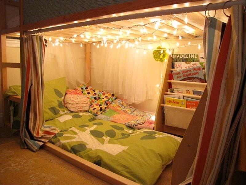 Идеи спальных мест