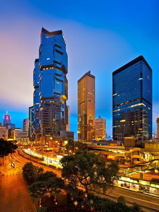Современный Гонконг