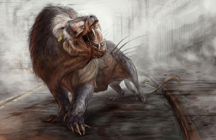 Фантастические животные от Brynn Metheney