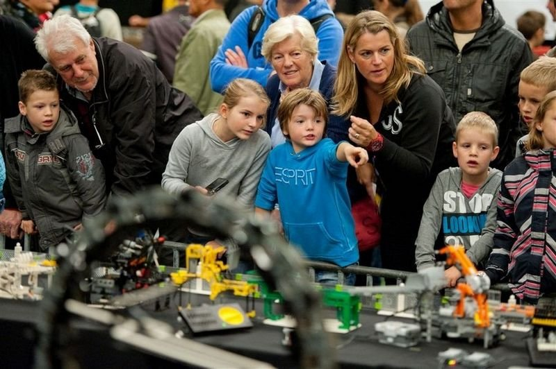 Lego World 2012