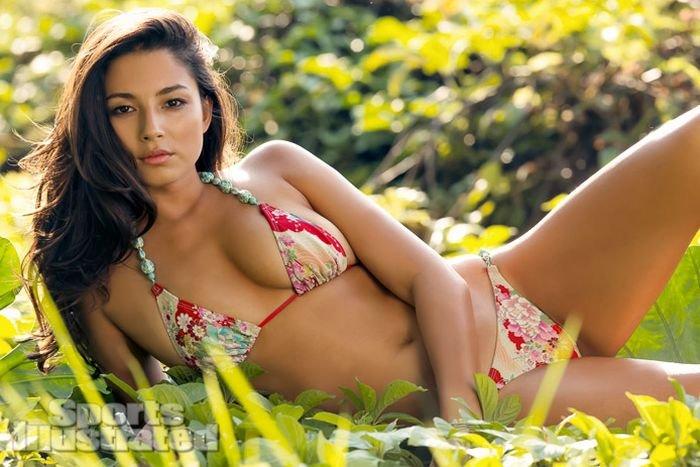Модели из журнала Sports Illustrated