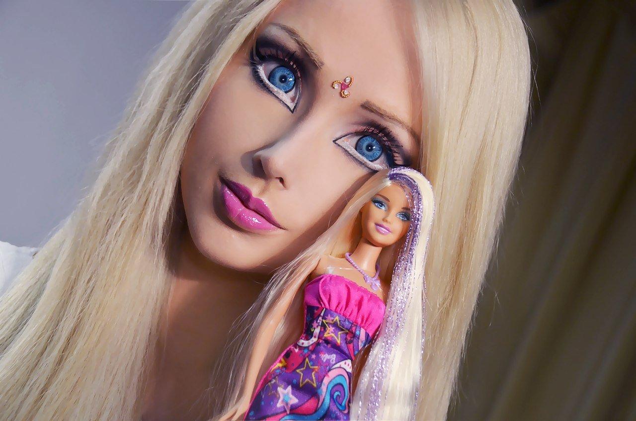 Девушки куклы