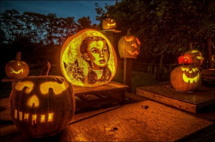 Выставка «Passion for Pumpkins»