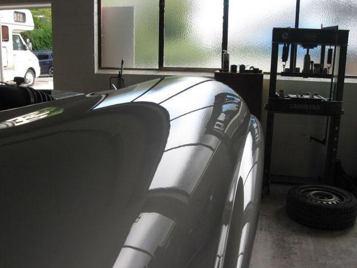 Восстановление Mercedes 300SL Gullwing