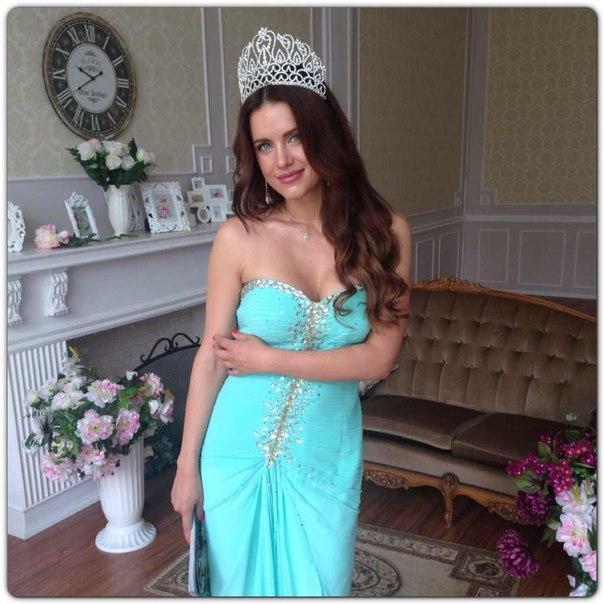 Юлия Ионина - ''Миссис Мира-2014''