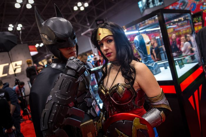������ ������� New York Comic Con 2014