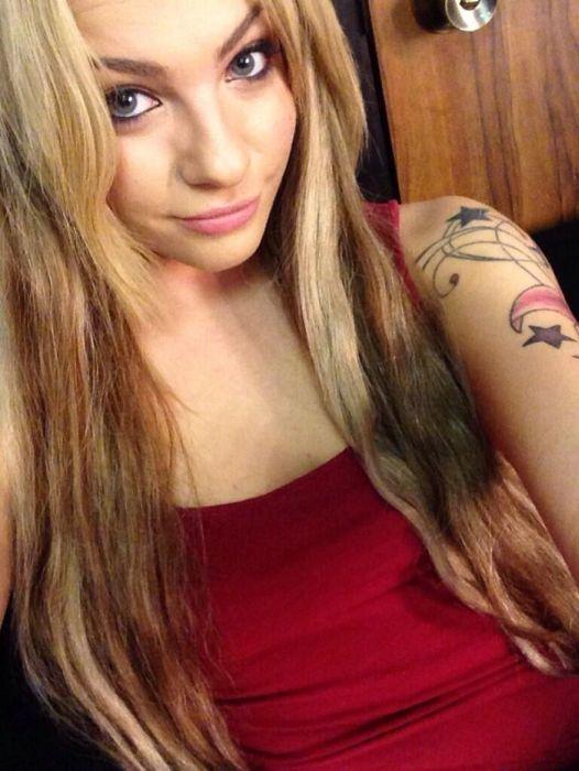 Фотографии со страниц актрис порнофильмов