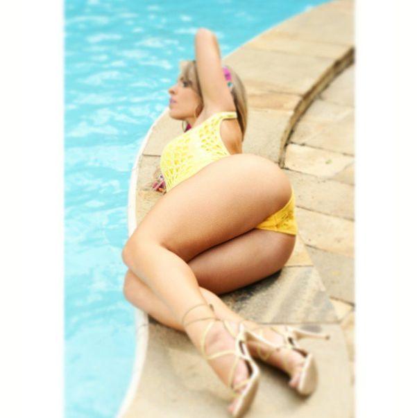 Индианара Карвальо завоевала титул «Мисс Бумбум-2014» (18+)