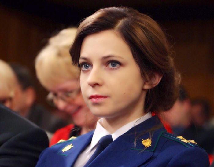 Подборка фото Натальи Поклонской
