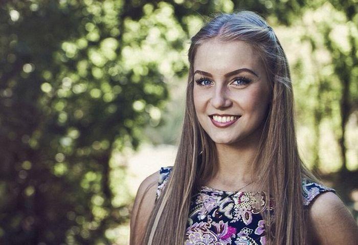 Анастасия Баранник. Победительница конкурса «Мисс студенчество России – 2014»
