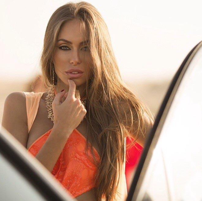 Галинка Миргаева и ее фото