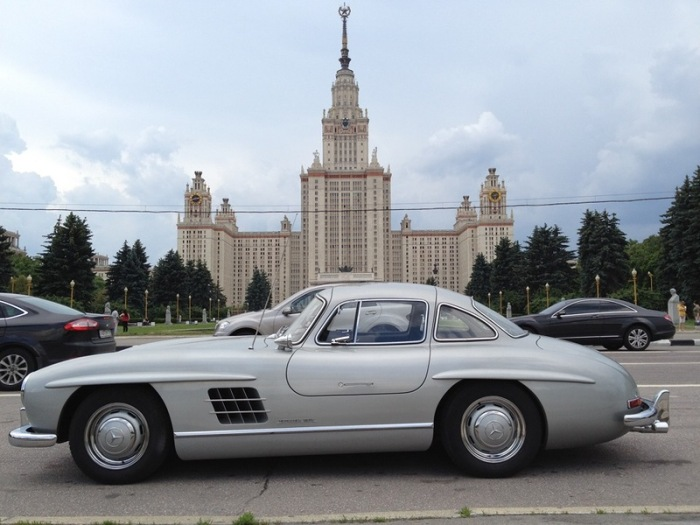 Как строилась легенда. Mercedes-Benz 300SL Gullwing