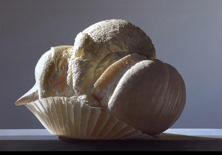 Реалистичные вкусности итальянского мастера Лиуджи Бенедиченти