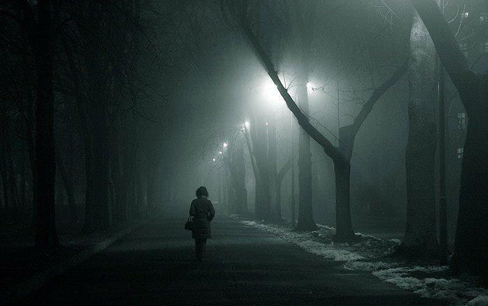 в мраке ночном бояться не дал тепло
