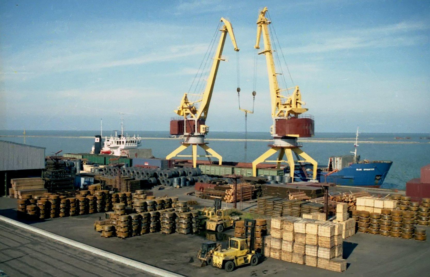 игры морской порт