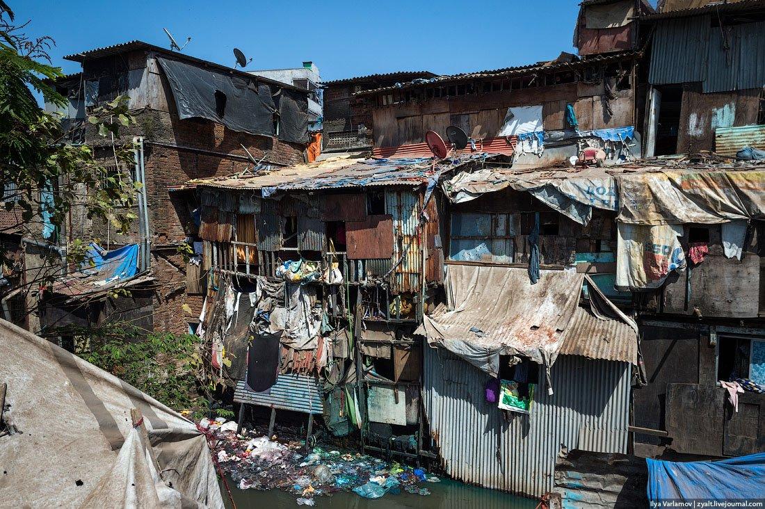 такое тихоокеанское индийские трущобы фото здание