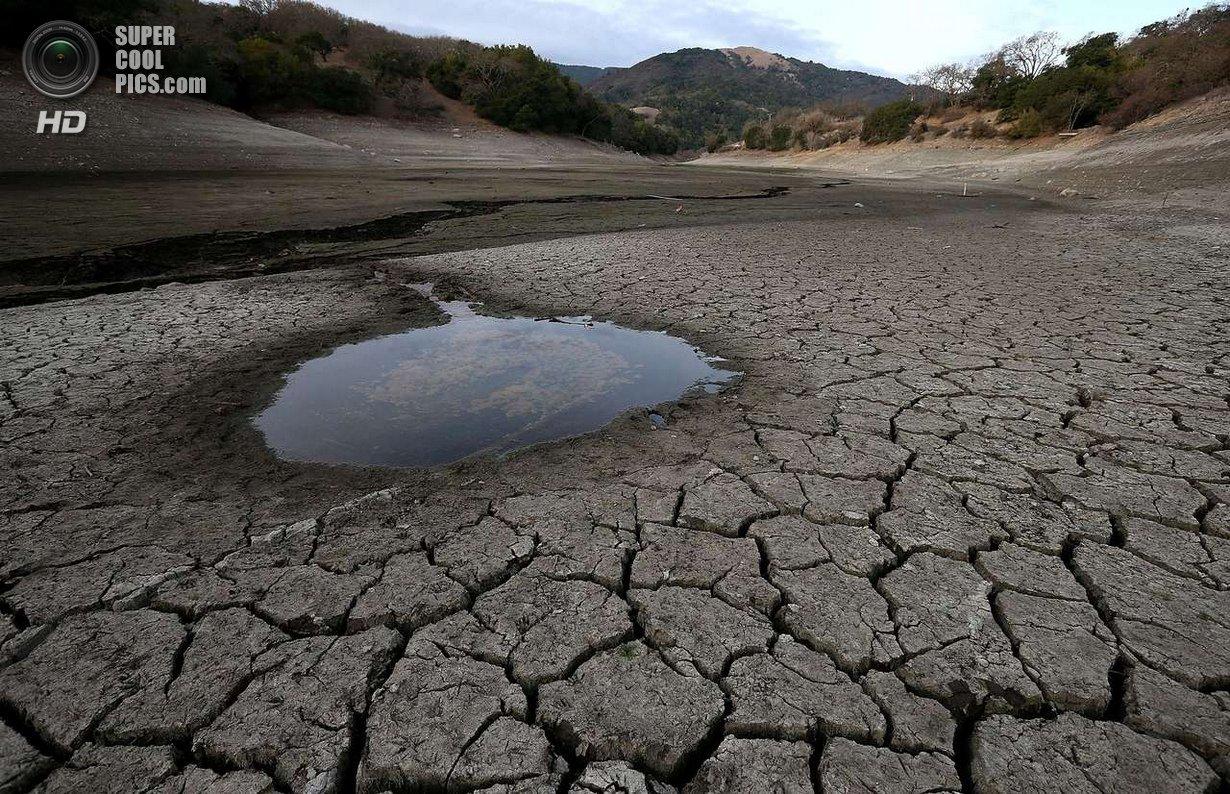 california water drought
